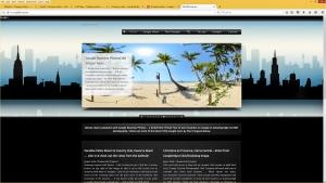 Full screen mobile responsive website, indepth SEO, full social media management