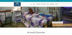 Mt surprise tourist park